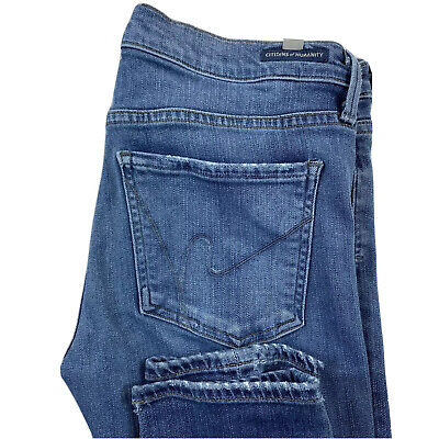 COH Citizens Of Humanity Womens 29 Medium Wash Blue Skinny Jeans