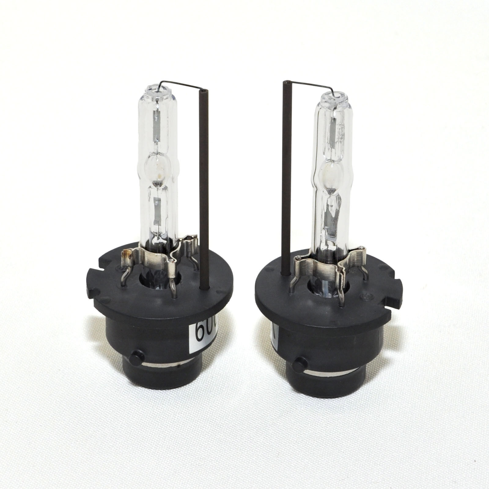 D2S HID Xenon Bulbs 2 OEM Replacement for BMW 1 Series 04-06 E87 E81 Headlamps