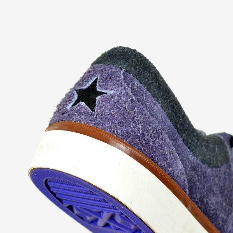 523c7b2268d2c4 Converse X CLOT One Star CC OX LA Pack Purple Blue Suede Size 8-11 DS  161300C