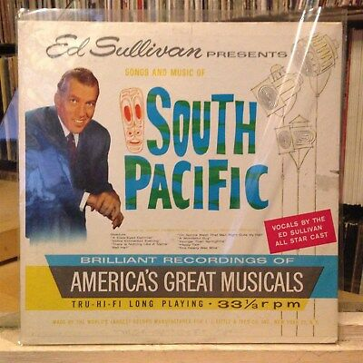 South Pacific Songs ({OST}~EXC LP~
