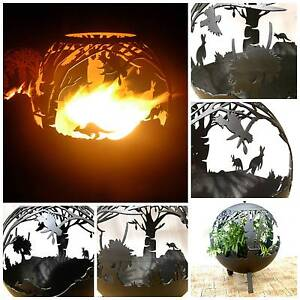 Winter is Coming and only 3 Remain!  Feature Fire Pit / Planter Ocean Reef Joondalup Area Preview
