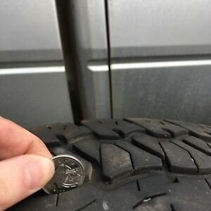 Firestone destination all terrain truck tires