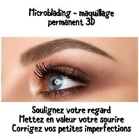 Microblading & Maquillage permanent 3D