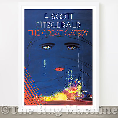 SSIC VINTAGE POSTER PICTURE PRINT Sizes A4 to A0 *NEW* (Great Gatsby Dekorationen)