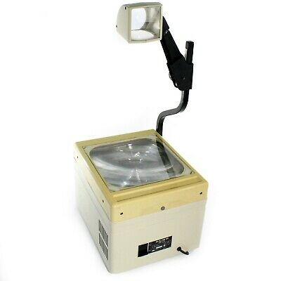 Elmo Hp-l14 Overhead Projector Working Condition Vintage