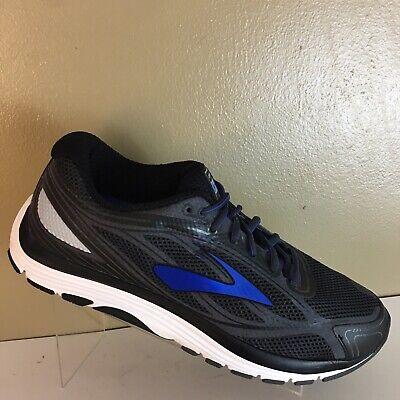 cf16e1d610bb5 Mens Brooks DYAD 9 Running Shoes Blue Gray Black Size 9.5 Extra Wide 4E  *Mint