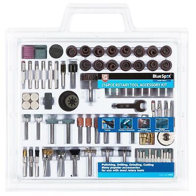 216pc Mini Energía Rotatoria Taladro Hobby Tool Accesorios para Dremel Multi