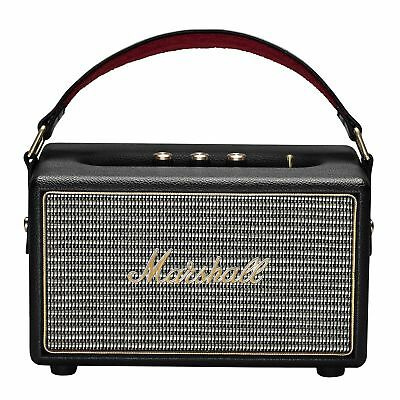 Marshall Kilburn Portable Bluetooth Speaker  Black  4091189
