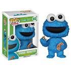 Action Figures Cookie Monster