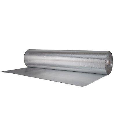 Rv Insulation 72 Double Metallic Foil Double Bubble Multi Use 5-125