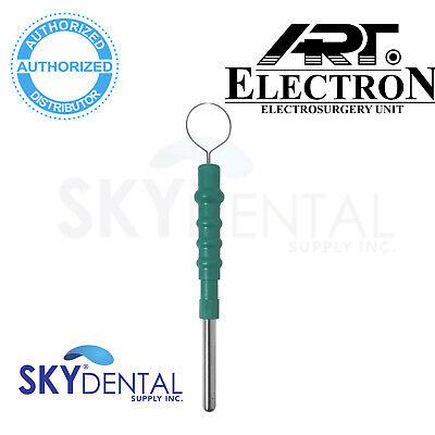 Bonart Gt3 Large Loop Green Tips Dental Electrode Use With Art-e1 Electrosurgery