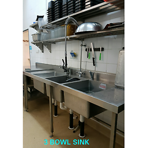 COMMERCIAL KITCHEN AND APPLIANCES  FOR SALE . ALL STOCK  MUST GO! Bankstown Bankstown Area Preview