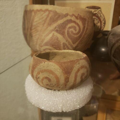 indian Hohokam pottery
