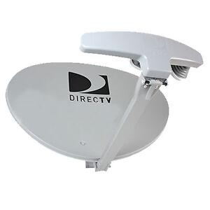DIRECT-TV-DIRECTV-SLIMLINE-KA-KU-kaku-SATELLITE-DISH-Antenna-SWM5-SWiM ...