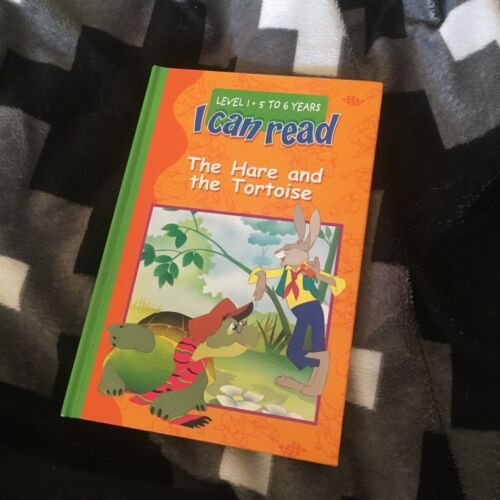 Level 1. 5 To 6 Years. I Can Read. The Hare And The Tortoise. Timat