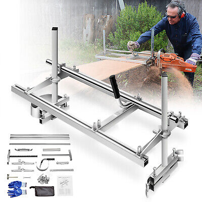 Portable Chain Saw Mill Welding For 14