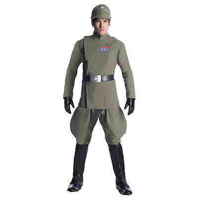 Adult Men's Star Wars Imperial Officer Uniform Piett Halloween Cosplay - Policeman Costume For Men