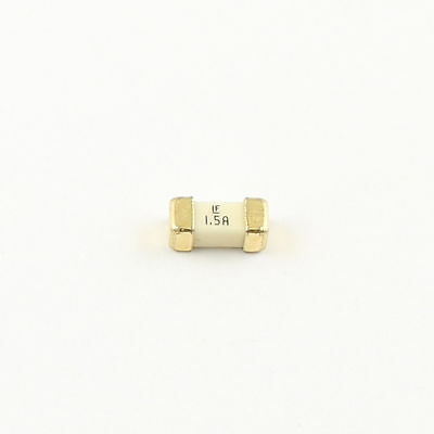 10pcs Littelfuse Fast Acting Smd Fuse 1808 1.5a 125v