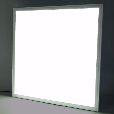 - x6 48W 600x600mm LED Ceiling Grid Recessed Panel Light Cool White + Drivers