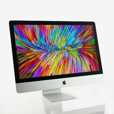 "Apple iMac 27"" (2012) i7 3.4GHz 8GB 256GB SSD (C) GTX675M"