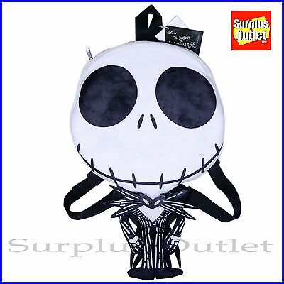Nightmare Before Christmas Jack Plush Doll Backpack 18