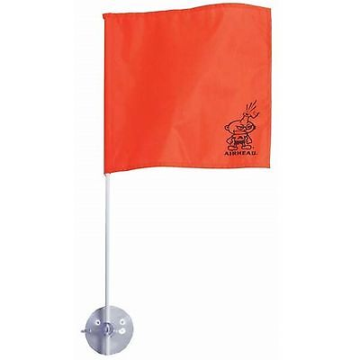 Water Skier Down Flag with Suction Cup Mount
