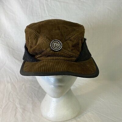 1950s Mens Hats | 50s Vintage Men's Hats Vintage 1950s United Hatters Cap & Millinery Workers Hat Corduroy Ski Sz 7 1/8 $31.22 AT vintagedancer.com
