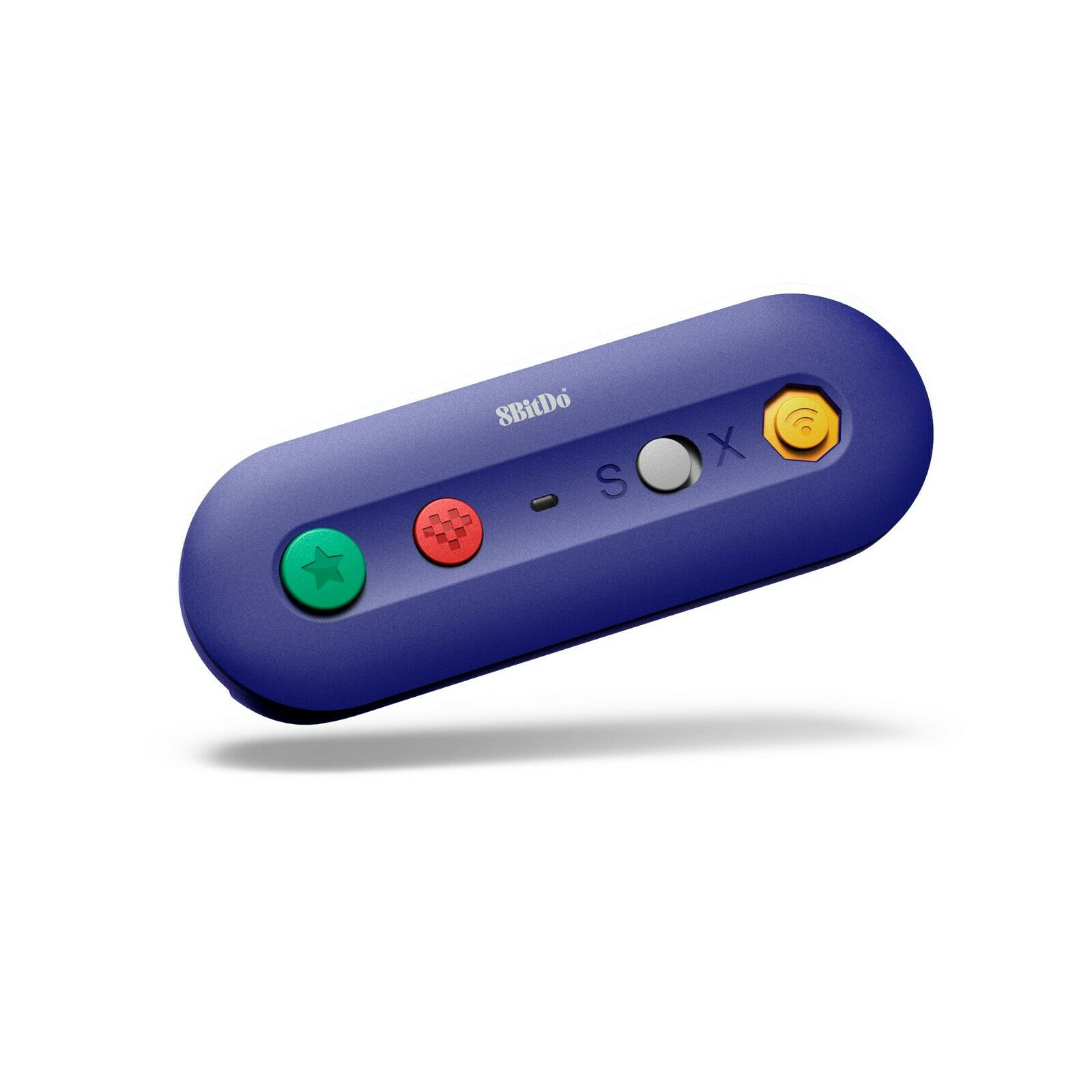 8Bitdo Gbros. Wireless Adapter for Switch (Wired GameCube & Classic Co Controllers & Attachments