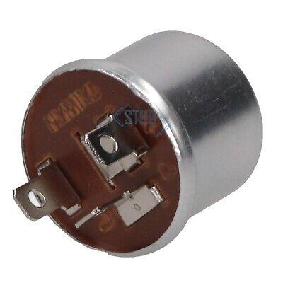 JMT Blinkgeber Blinkerrelais mechanisch 12V  3-polig - 1-2 x 21 Watt - Universal - Relais 3 Polig