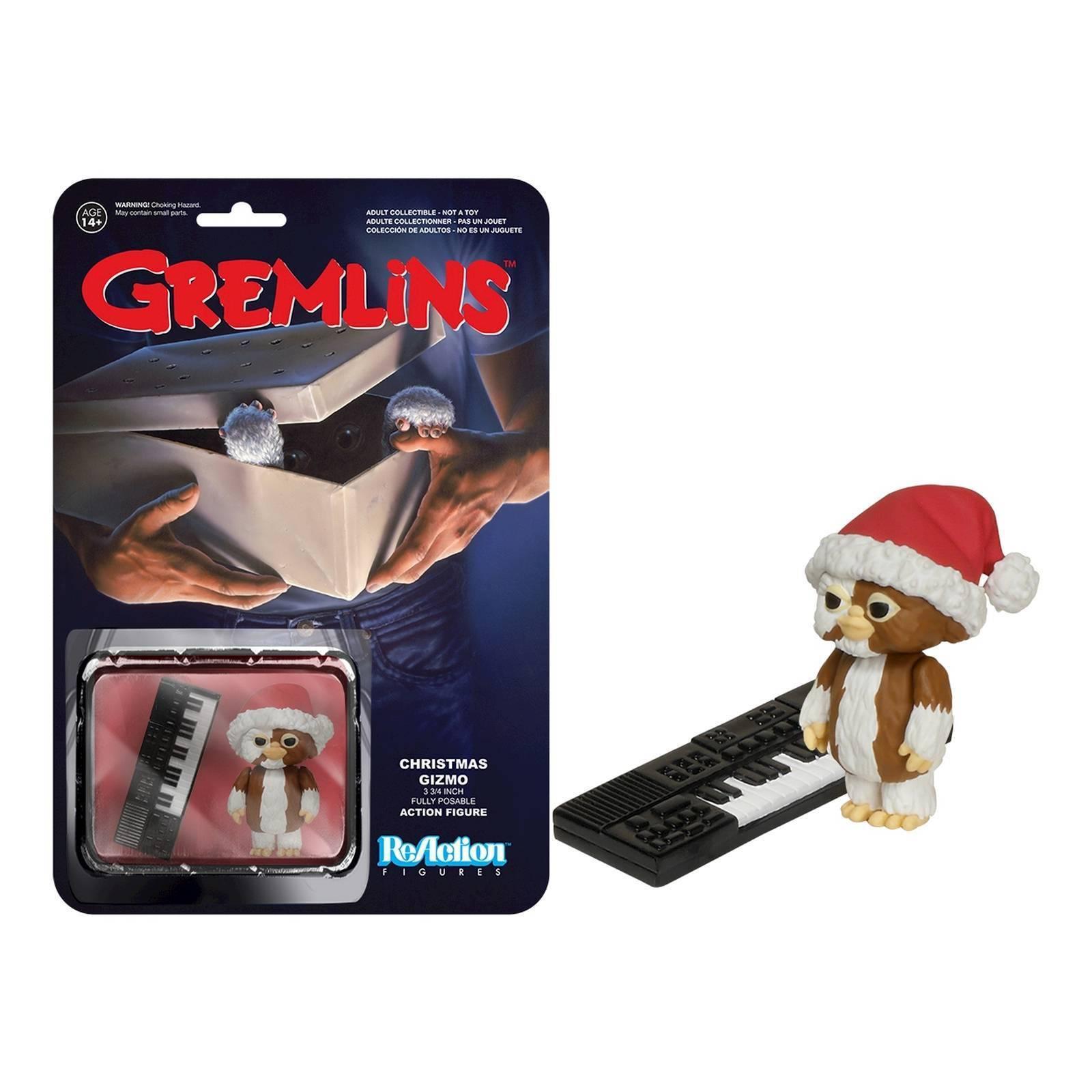 Gremlins Reaction Christmas Gizmo Figure Funko 055080 | eBay