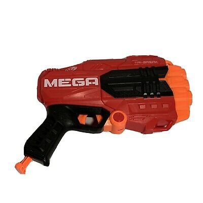 Nerf Mega Tri Break Gun