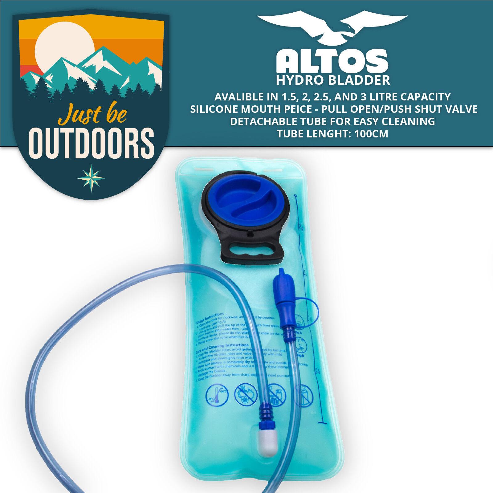 2.5 Litre Hydration Bladder Reservoir Pack //Water Bag Reservoir Fits Camelbak UK