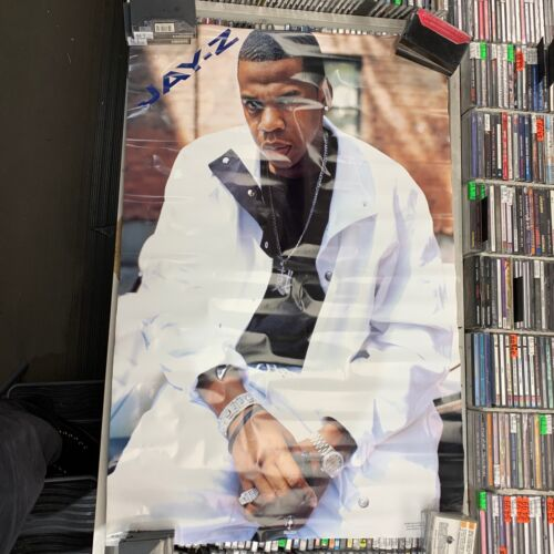 JAY-Z #324 Poster Size 22 Inches X 34 In [New-Old Stock] 90s Vintage