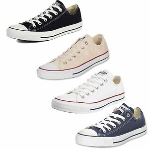 Womens-Converse-Shoes-All-Star-Chuck-Taylor-Unisex-Low-Sneakers