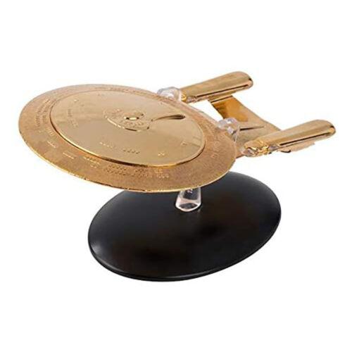 Eaglemoss Star Trek USS Enterprise NCC-1701-D Special Gold Replica NEW IN STOCK