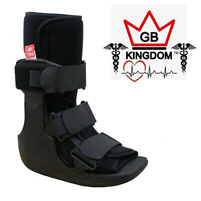 Kingdom GB Fixed Walker Medical Protective Surgical Fracture Boot Short