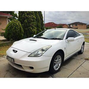 2000 Toyota Celica SX Merrylands Parramatta Area Preview