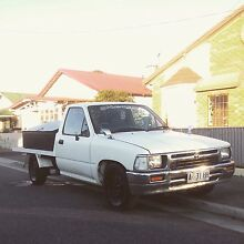 1994 hilux swap and cash my way  Invermay Launceston Area Preview