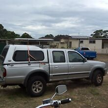2006 Ford Courier Ute Gloucester Gloucester Area Preview