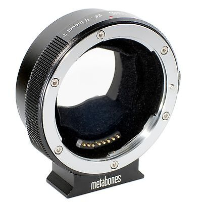 Metabones Canon EF Lens to Sony E Mount T Smart Adapter (Mark IV) *NEW*