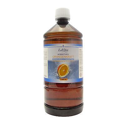 Lavita Orangenkraft HT Orangenreiniger-Konzentrat der Hobbythek 1 l