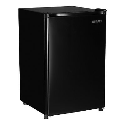 New 3.2 cu ft. Mini Refrigerator Fridge Packed Refrigerator Dorm Office Black