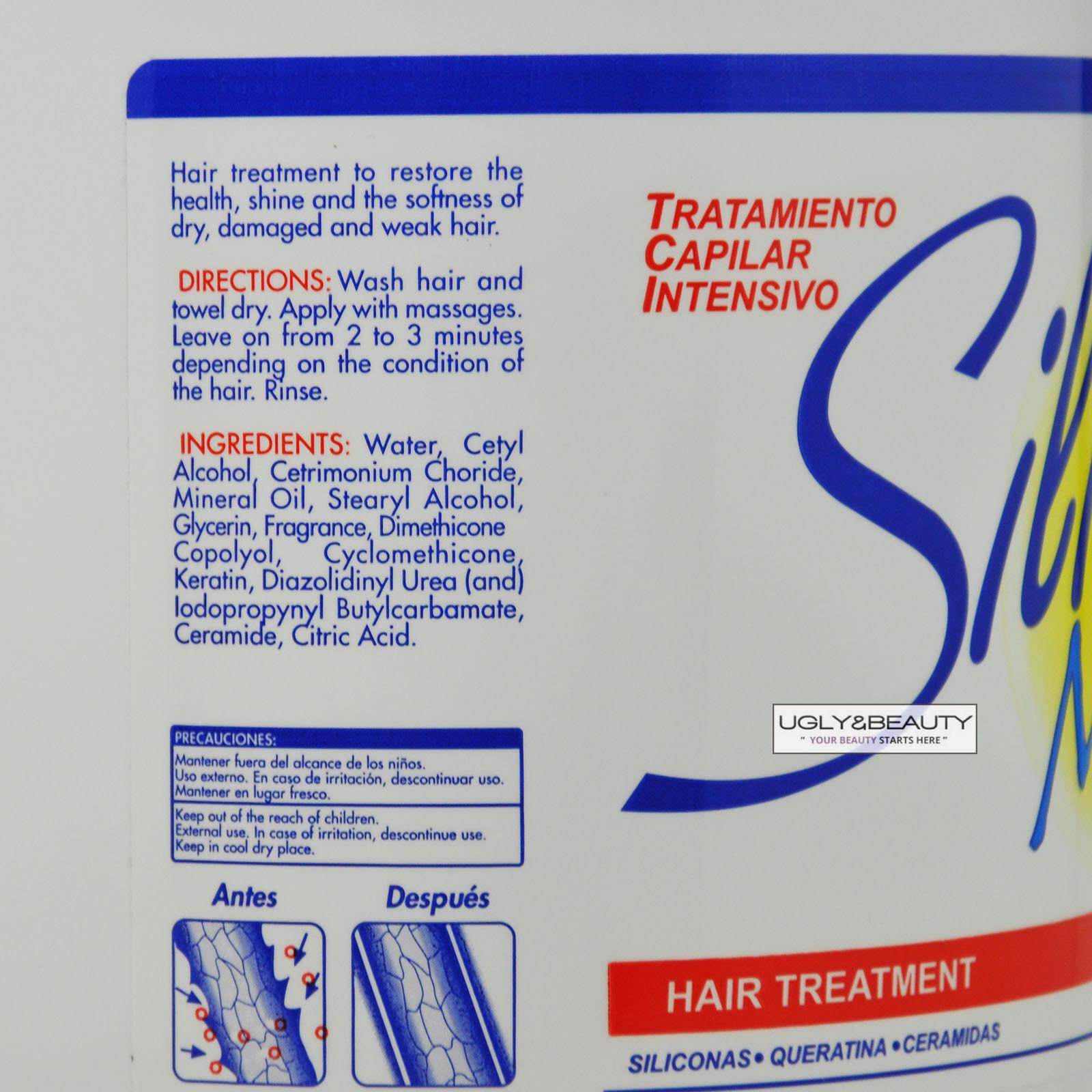 Silicon Mix Intensive Hair Deep Treatment 60 Oz Tratamiento Capilar Intensivo 1