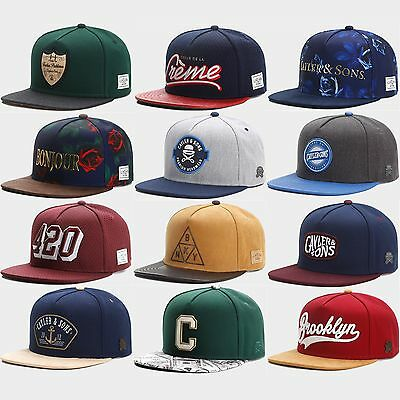 CAYLER AND SONS SNAPBACK CAP Fall/Winter 2016 C & S CL WL GL Baseball Kappe NEU