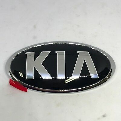 Brenthon Emblem Type 2 7Pcs Set Fit: KIA 2017+ Niro