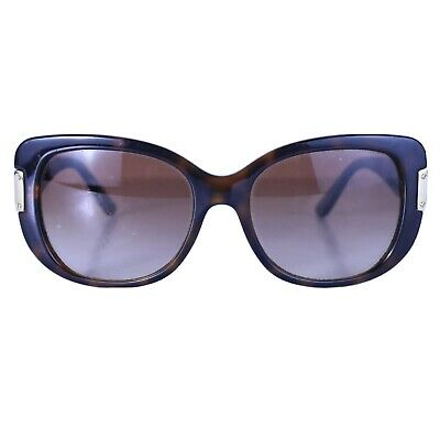 Preowned Versace Cat Eye Tortoise Gold Accented Sunglasses MOD 4311 56 mm A2