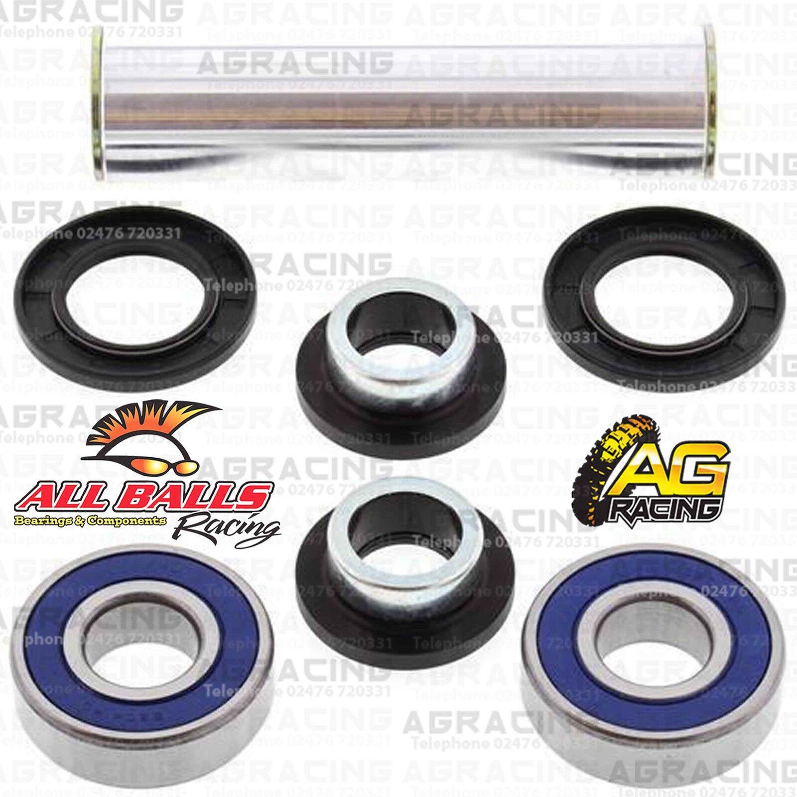 All Balls Rear Wheel Bearings /& Seals Kit For Husqvarna TC 250 2015 Motocross