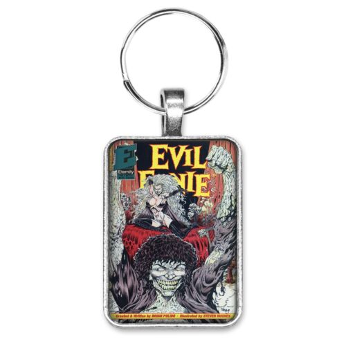 Evil Ernie #4 Cover Key Ring or Necklace Lady Death Classic Chaos Comic Book