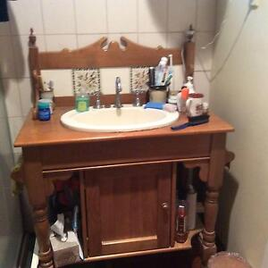Bathroom vanity unit Pine Mountain Ipswich City Preview