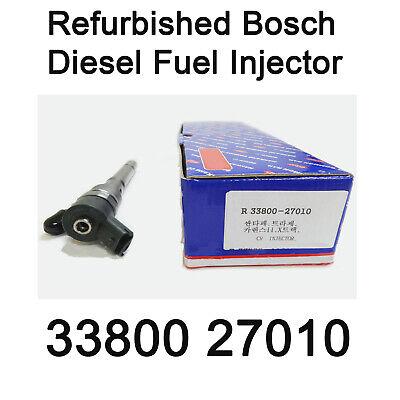 0445110064 1PCS Bosch CRDI Diesel Injector 33800-27000 33800-27010
